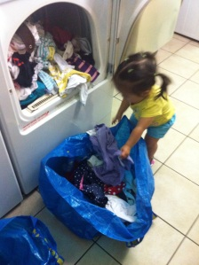 Amelie and the Laundry