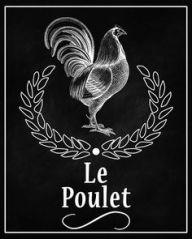 chalk le poulet