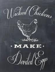 chalk wicked chicken