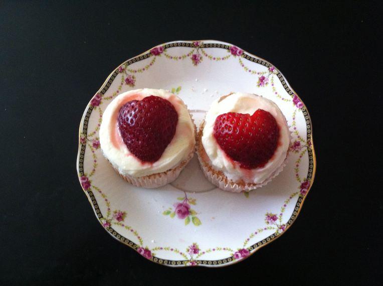 V-Day 2014 Cupcakes