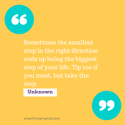 Quote Smallest Step