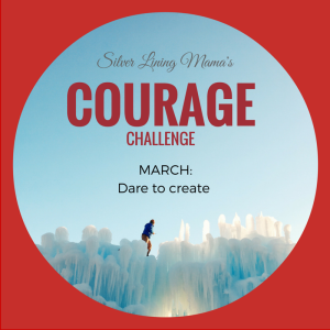 MARCH: Conquering the fear of mistakes, of exposure and vulnerability, of failure.