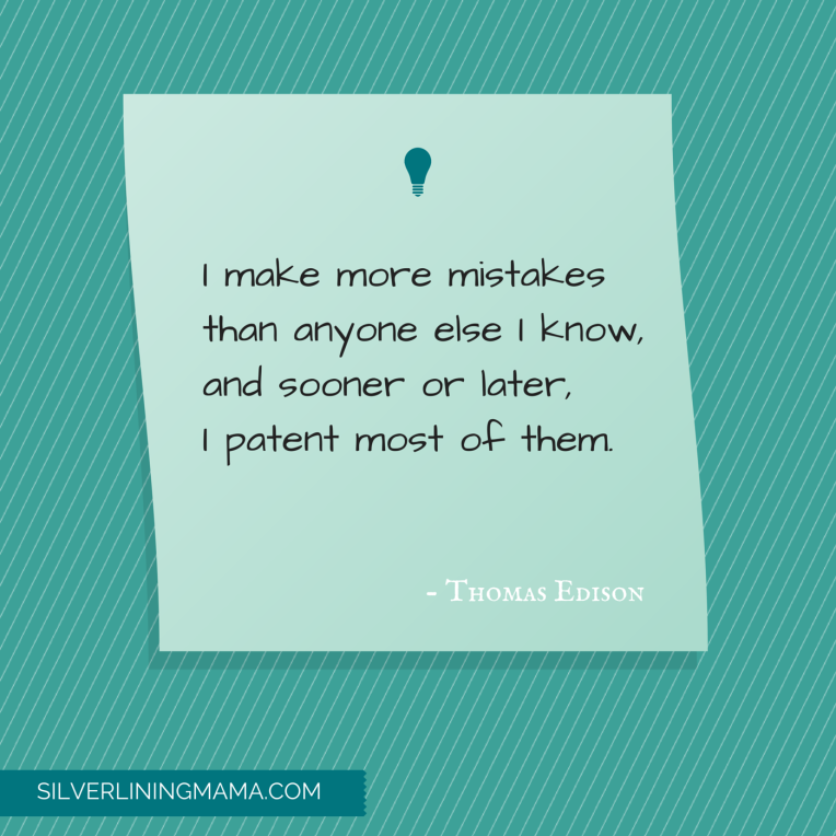 Thomas Edison Mistakes