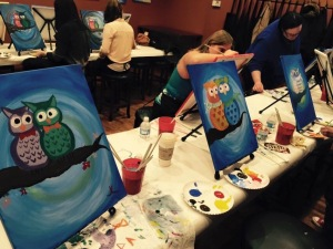 Painting Party 2