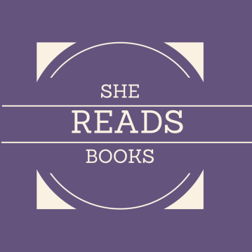 SHE READS BOOKS
