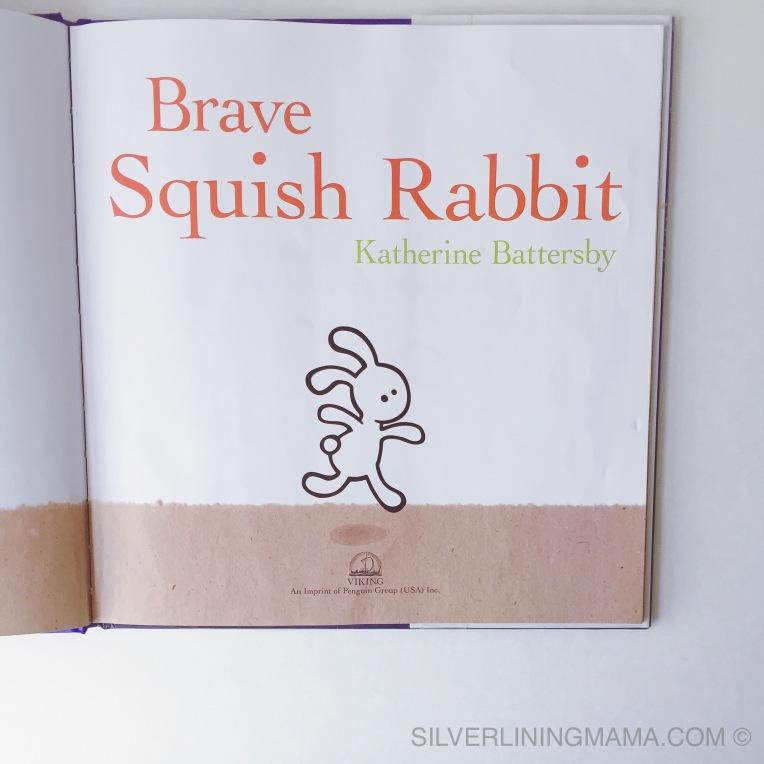 Brave Squish Rabbit